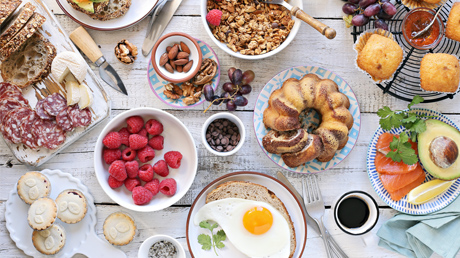 Holiday brunch – exquisite recipes and ideas