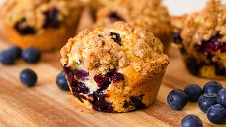 IDEAS FOR YOUR MUFFINS!
