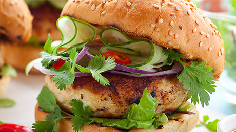 Top tips to reinvent your burger